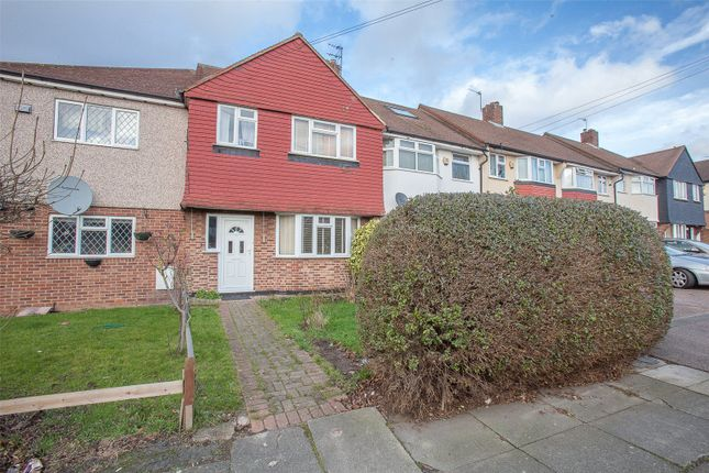 Thumbnail Terraced house for sale in Conisborough Crescent, Catford, London