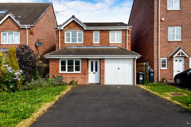 Thumbnail Detached house to rent in Gadwall Croft, Newcastle-Under-Lyme