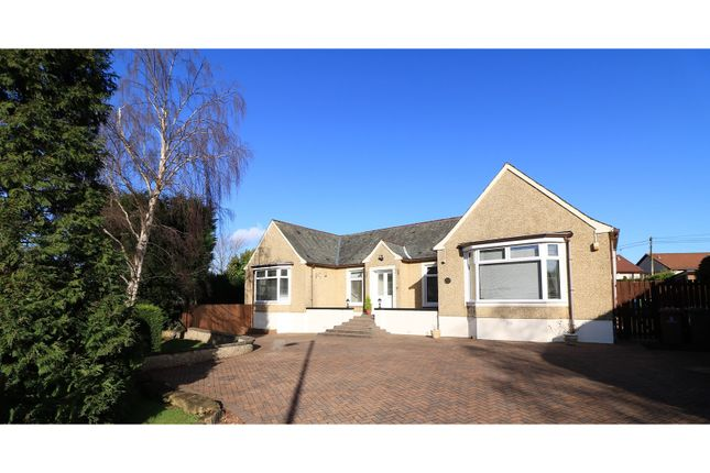 Thumbnail Detached bungalow for sale in Main Street, Falkirk