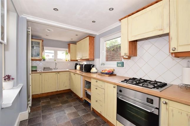 Thumbnail Semi-detached house for sale in Bellevue Road, Cowes, Isle Of Wight