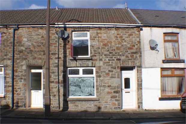 Thumbnail Terraced house to rent in Parry Street, Ton Pentre