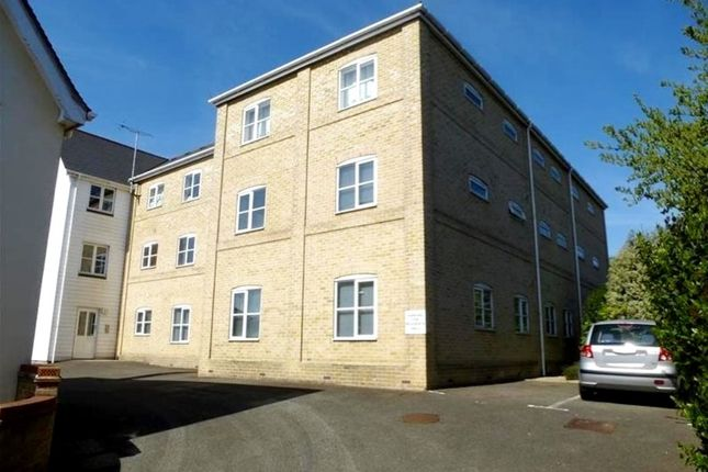 Thumbnail Flat for sale in Capstan Place, Colchester