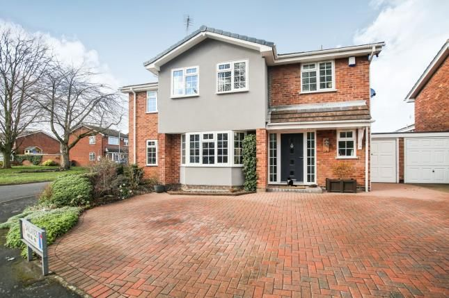 Thumbnail Detached house for sale in Oaklands, Curdworth, Sutton Coldfield, .