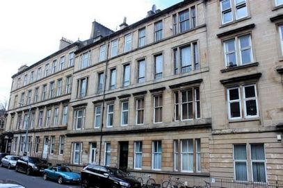 Thumbnail Flat to rent in Arlington Street, Glasgow
