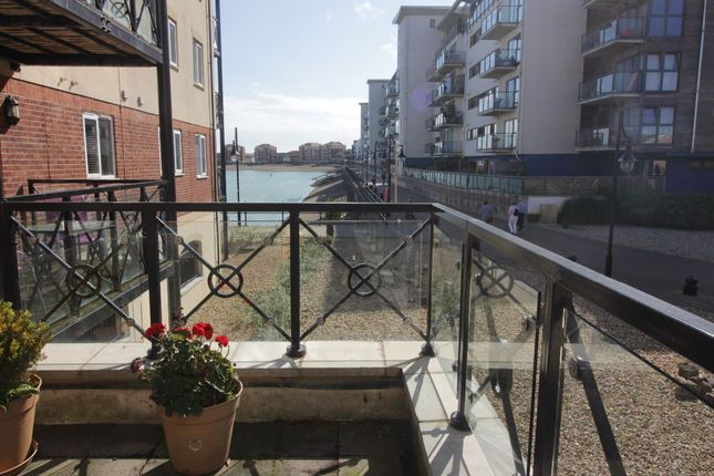 Thumbnail Flat to rent in Macquarie Quay, Eastbourne