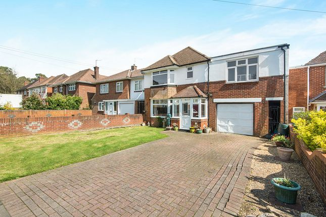 Thumbnail Detached house for sale in Tower Gardens, Southampton