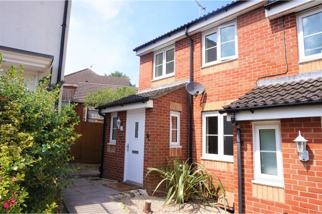 Thumbnail End terrace house for sale in The Forge, Gloucester
