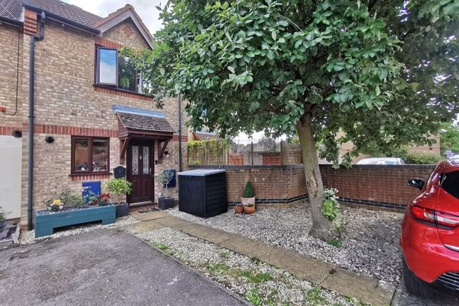 Thumbnail Terraced house for sale in Otway Close, Aylesbury