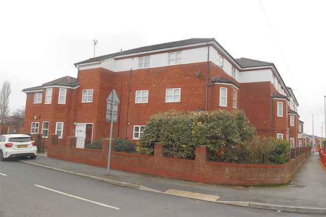 Thumbnail Flat to rent in Dovecot House, Western Avenue, Huyton