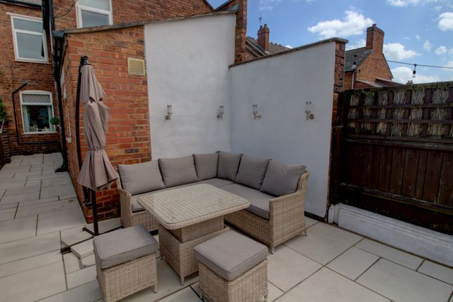 Rear Patio Area of Albion Road, Willenhall WV13