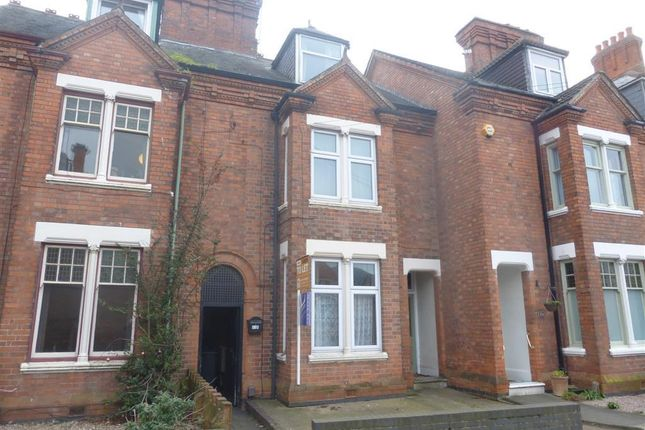 Thumbnail Flat to rent in Park Road, Loughborough