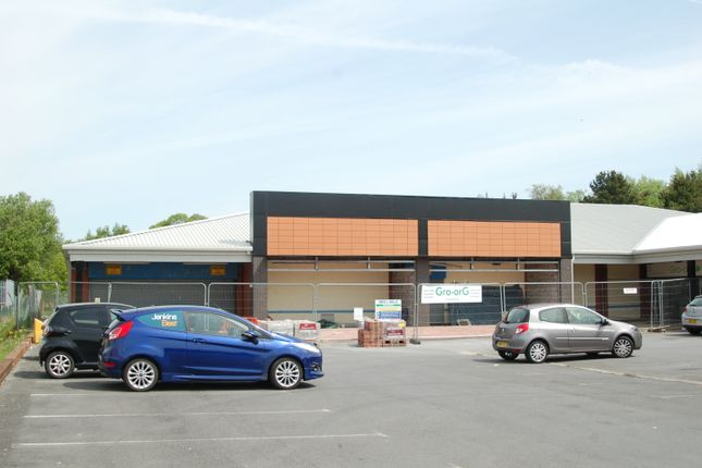 Thumbnail Retail premises to let in Samlet Road, Enterprise Park, Swansea