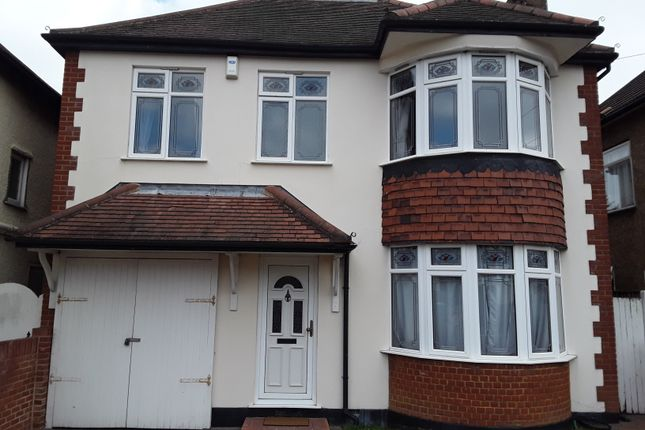 Thumbnail Semi-detached house to rent in Recreation Avenue, Harold Wood
