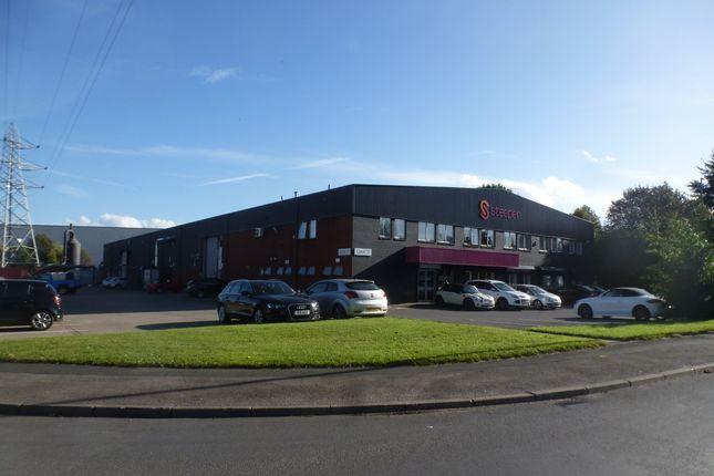 Thumbnail Industrial to let in Unit 7, Hunslet Trading Estate, Severn Way, Hunslet, Leeds