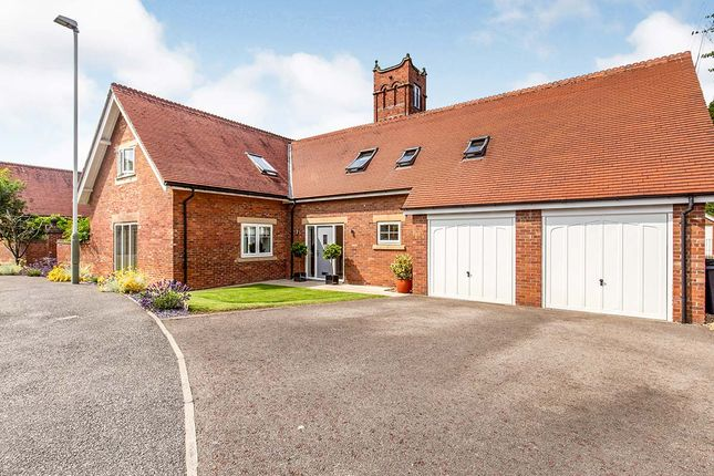 Thumbnail Detached house for sale in Tower Grange, Darlington