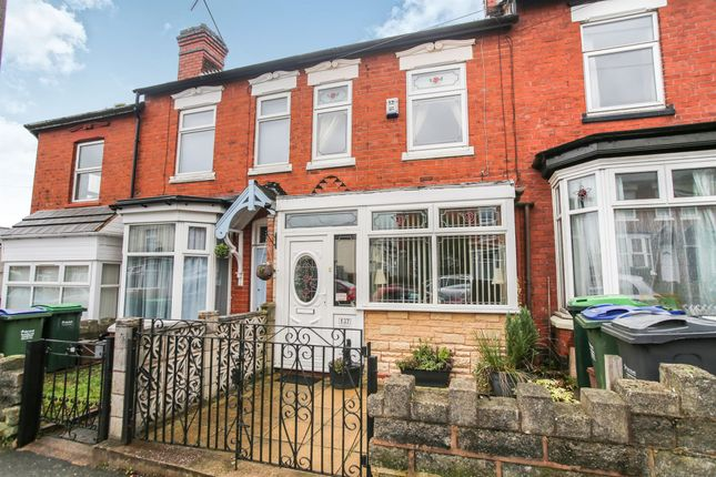 Thumbnail Terraced house for sale in Arden Road, Bearwood, Smethwick