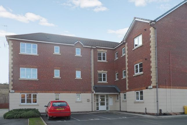 Thumbnail Flat for sale in Aintree Drive, Bishop Auckland