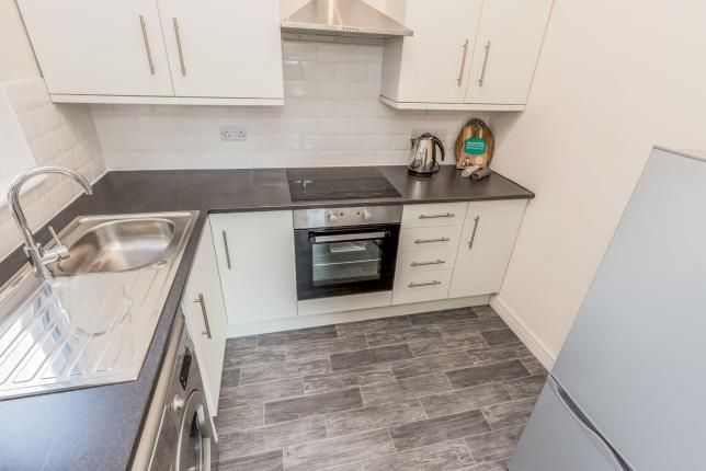 Kitchen of Flat 9, Stockport Road, Gee Cross, Hyde SK14
