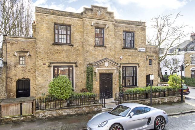 Thumbnail Semi-detached house for sale in Barnsbury Park, Islington, London