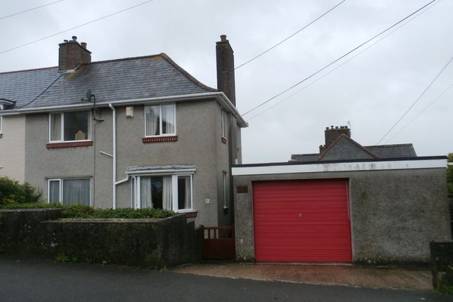 Thumbnail Semi-detached house to rent in Whitchurch Road, Whitchurch, Tavistock