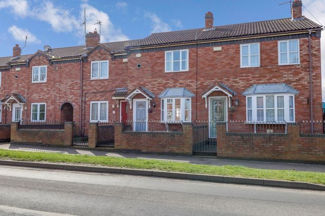 Thumbnail Terraced house to rent in Main Street, Burstwick, Hull
