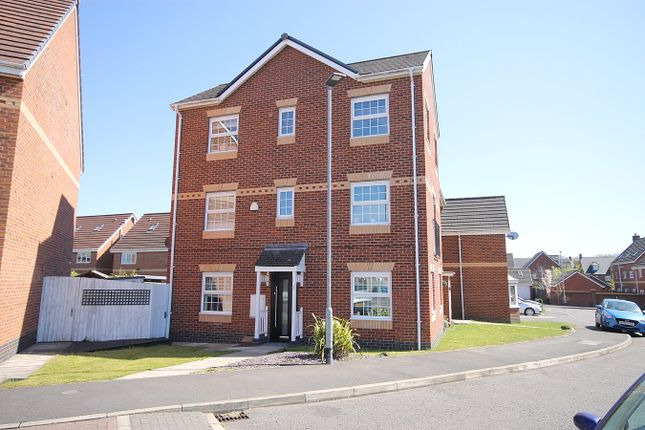 4 bed semi-detached house for sale in Charlotte Grove, Great Sankey, Warrington WA5
