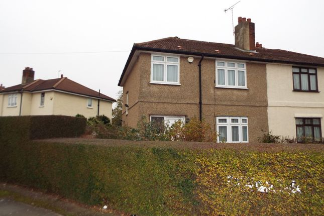 Thumbnail Semi-detached house for sale in Princes Road, Ilford