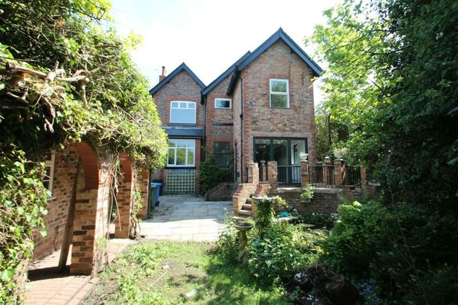 Rear Of Property of Priory Road, Sale M33