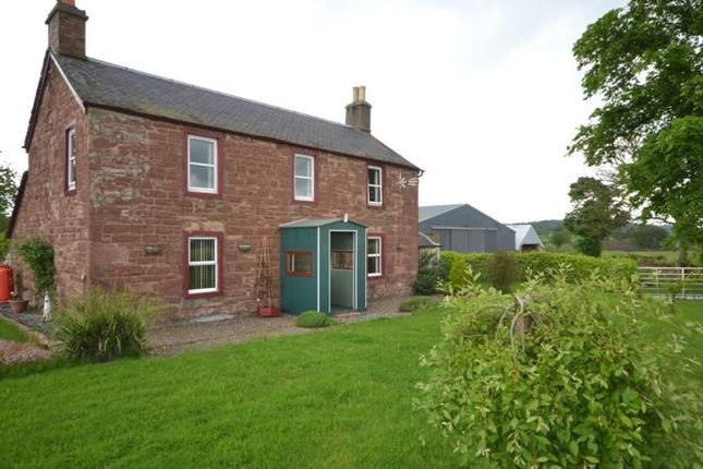 Thumbnail Farmhouse to rent in Westhill Farm, Airlie, Kirriemuir
