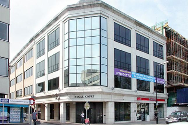 Thumbnail Office to let in High Street, Thames Valley, Slough