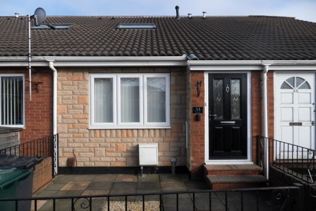 Thumbnail Bungalow to rent in The Ridings, Whitley Bay