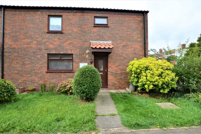 Thumbnail End terrace house for sale in Partridge Court, Barn Mead, Harlow