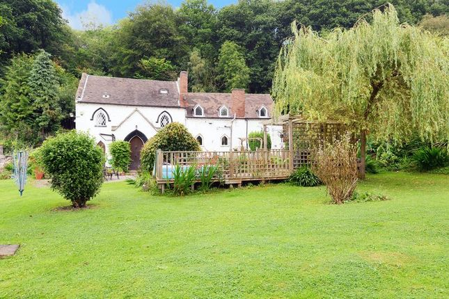 Thumbnail Detached house for sale in The Lloyds, Coalport, Shropshire.