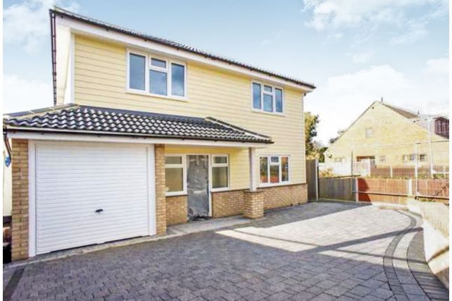Thumbnail Detached house for sale in Pound Lane, Bowers Gifford