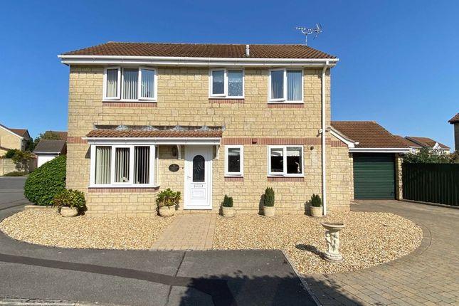 Thumbnail Detached house for sale in Campion Drive, Trowbridge, Wiltshire