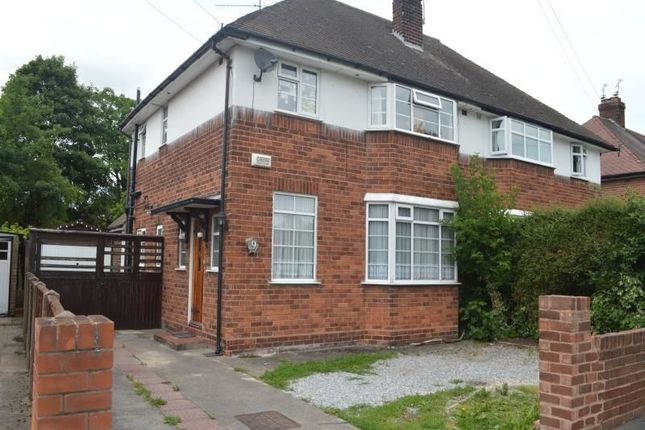 Thumbnail Detached house for sale in Kingsway West, Chester