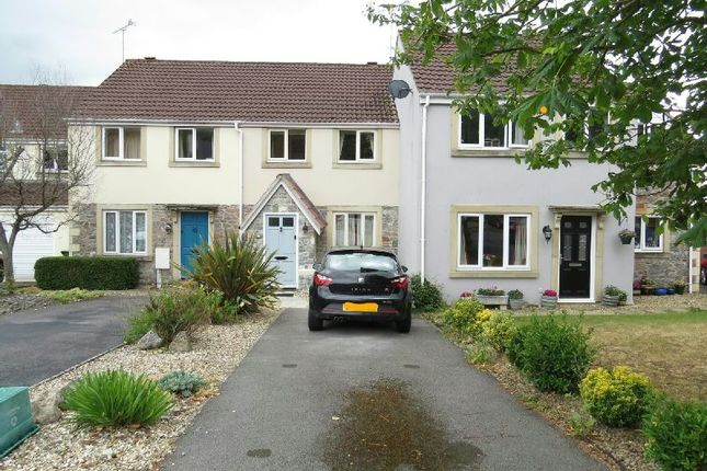 Thumbnail Terraced house for sale in Marron Close, Axbridge