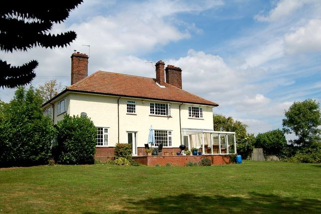 Thumbnail Detached house for sale in Church Lane, Copdock, Ipswich