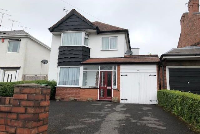 Thumbnail Link-detached house for sale in Sunnybank Road, Oldbury