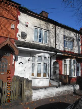 Thumbnail Terraced house for sale in Bordelsey Green, Bordesley Green