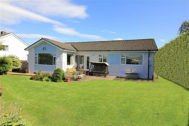 Thumbnail Detached bungalow for sale in Crumhaughhill Road, Hawick
