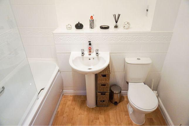 Bathroom of Burrs Drive, Wednesbury WS10