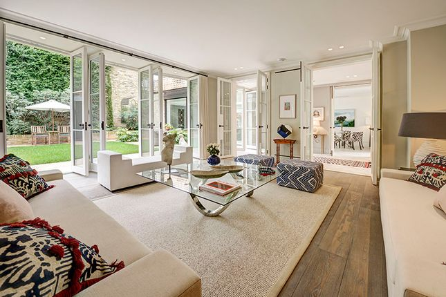 Thumbnail Detached house for sale in Queensdale Place, London