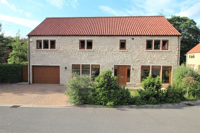 Thumbnail Detached house for sale in Low Farm Court, Womersley, Doncaster