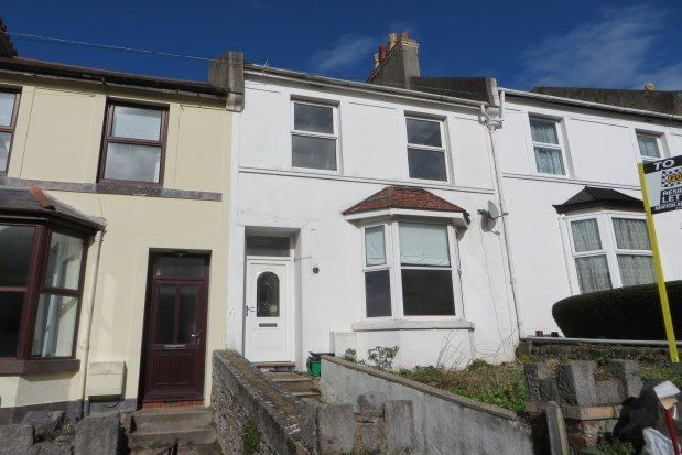 Thumbnail Property to rent in Westbourne Road, Torquay
