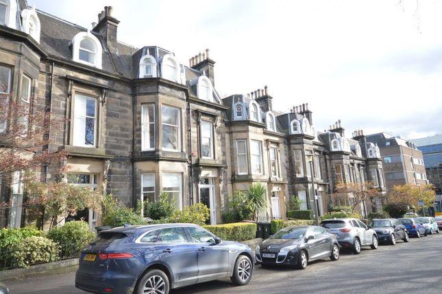 Thumbnail Maisonette for sale in 5/2 Magdala Crescent, Edinburgh