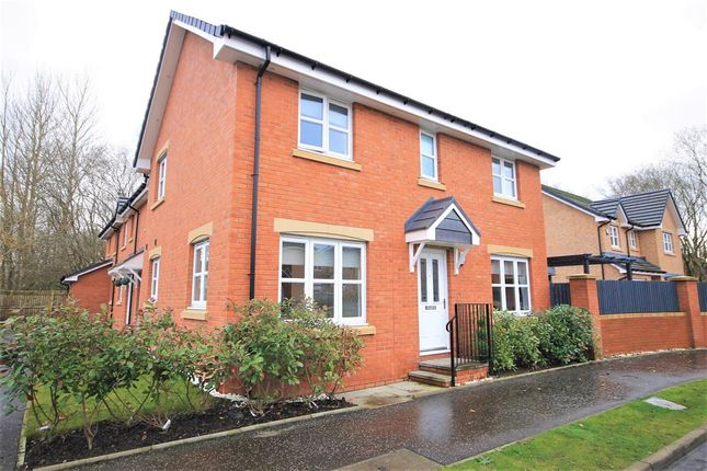 3 bed terraced house for sale in Grayling Road, New Stevenson, Motherwell ML1