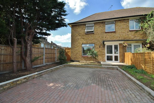 Thumbnail Semi-detached house to rent in North Avenue, Canvey Island