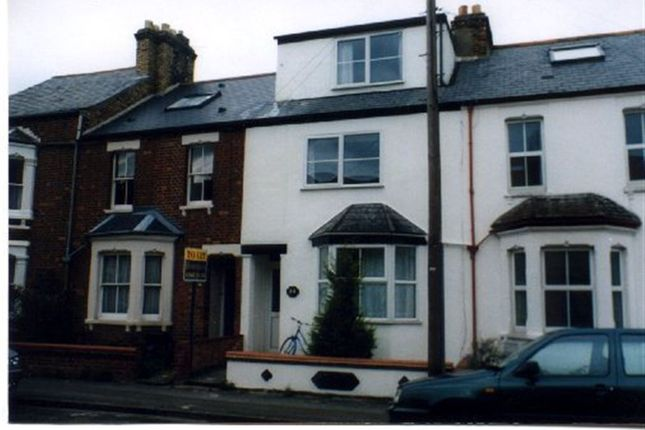 Thumbnail Property to rent in Edith Road, Oxford