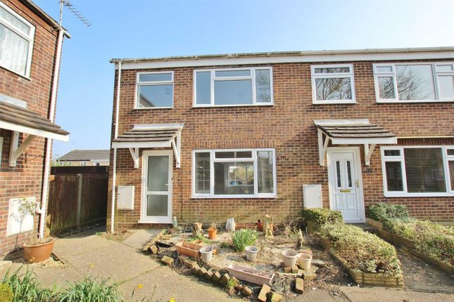 Thumbnail End terrace house for sale in Setley Gardens, Throop, Bournemouth